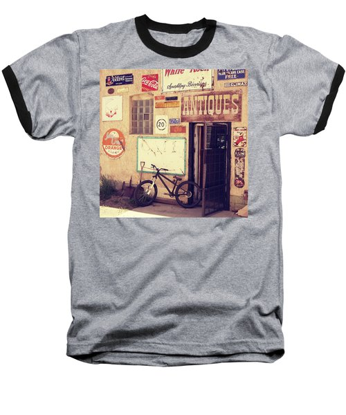 Bike Store Salida Colorado Baseball T-Shirt