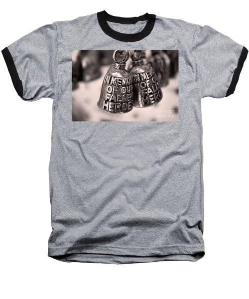 Biker Bells  Baseball T-Shirt
