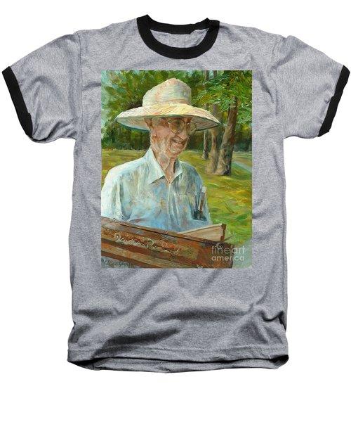Bill Hines The Legend Baseball T-Shirt