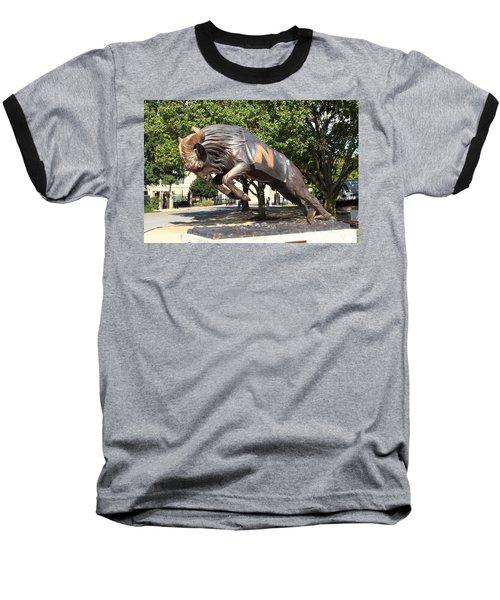 Bill The Goat - Usna Baseball T-Shirt