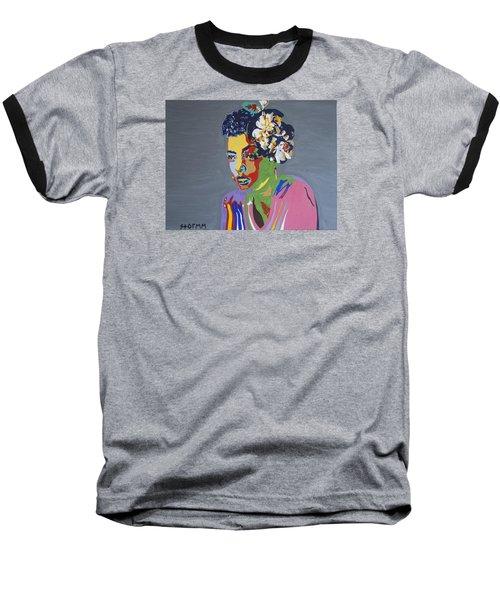 Billie Holiday Baseball T-Shirt