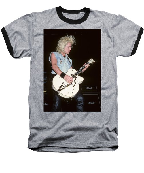 Billy Duffy Of The Cult Baseball T-Shirt