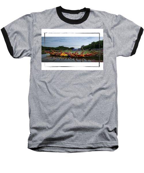 Biltmore Chihuly1 Baseball T-Shirt