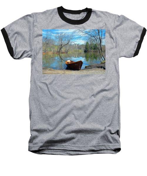 Biltmore Reflections Baseball T-Shirt