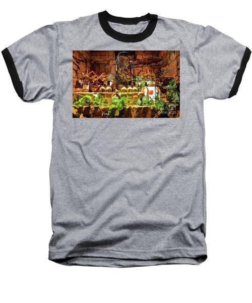 Biltmore Wine Baseball T-Shirt