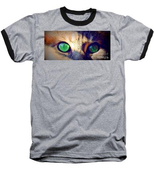 Bink Eyes Baseball T-Shirt