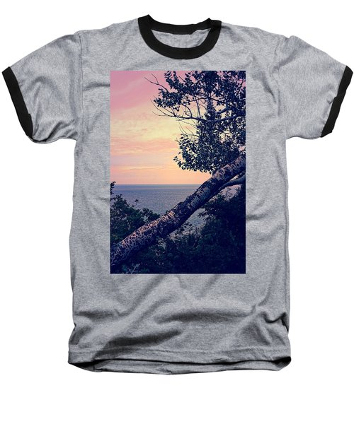 Birch At The Overlook Baseball T-Shirt