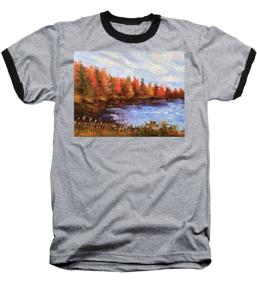 Birchwood Lake Baseball T-Shirt