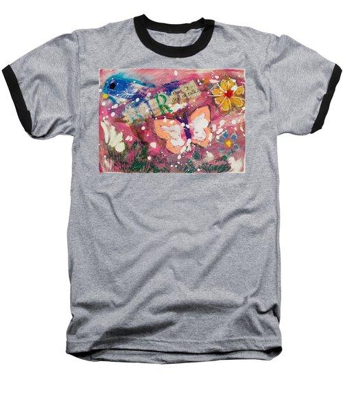 Bird Baseball T-Shirt