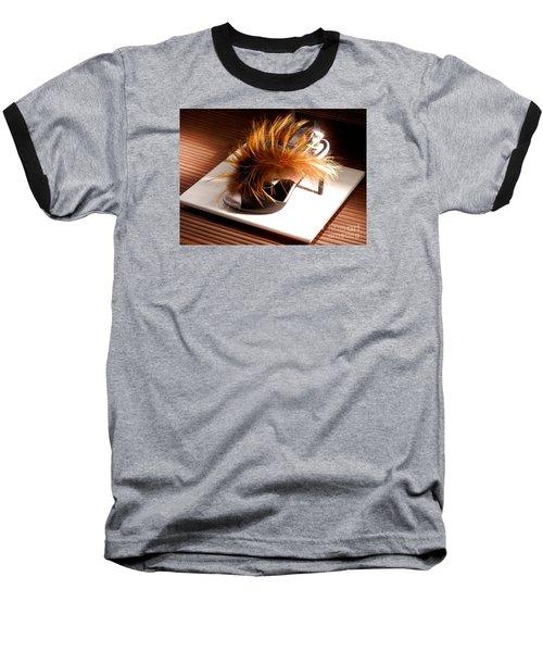 Bird Feet Baseball T-Shirt