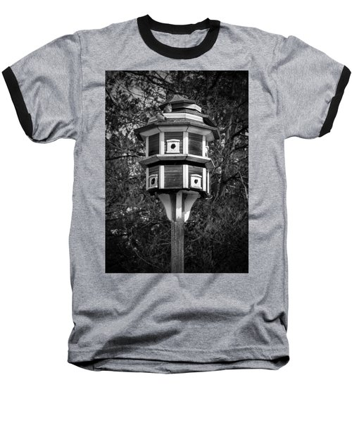 Baseball T-Shirt featuring the photograph Bird House by Jason Moynihan