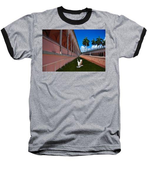 Bird In Flight Baseball T-Shirt