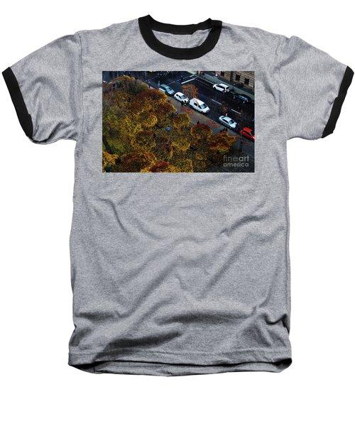 Bird's Eye Over Berlin Baseball T-Shirt