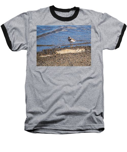 Baseball T-Shirt featuring the photograph Birds Of Maine by Trace Kittrell