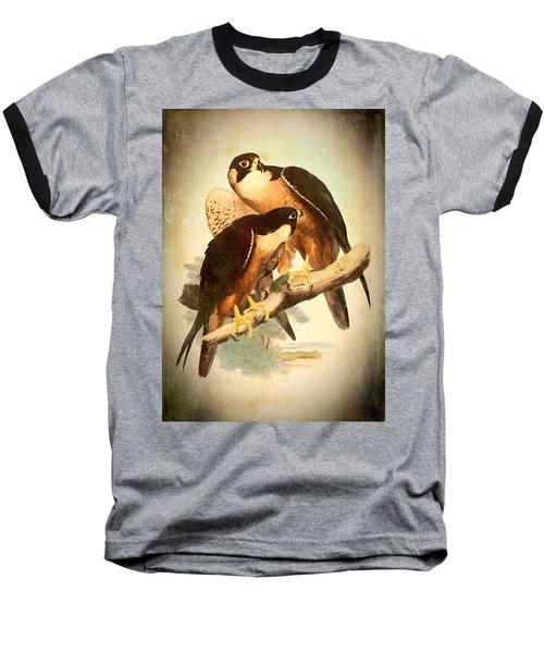 Birds Of Prey 2 Baseball T-Shirt