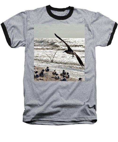 Birds World Baseball T-Shirt