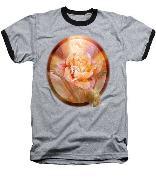 Birth Of A Unicorn Baseball T-Shirt