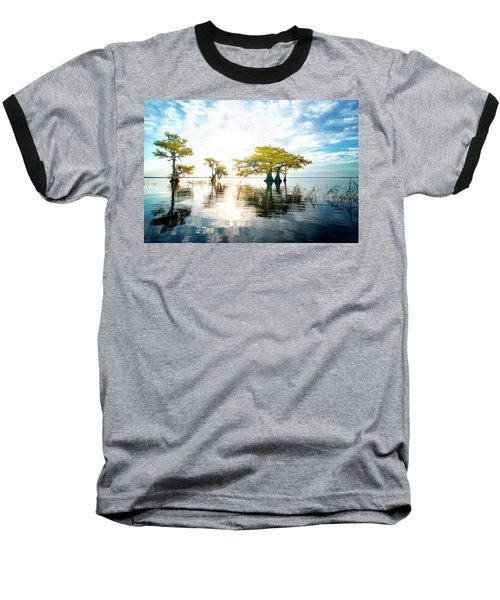 Birth Of Morning Baseball T-Shirt