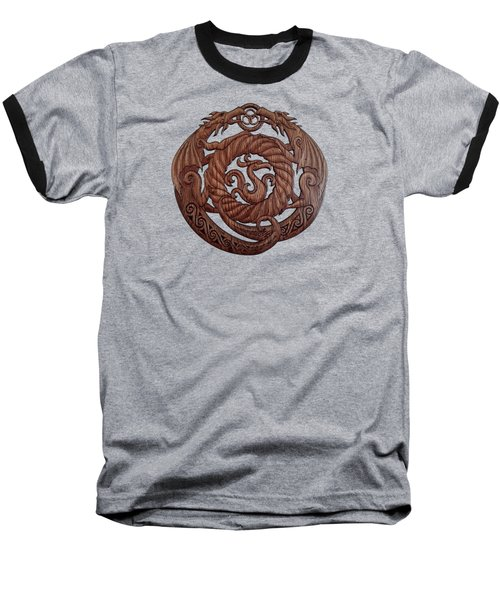 Birth Of The Phoenix Baseball T-Shirt