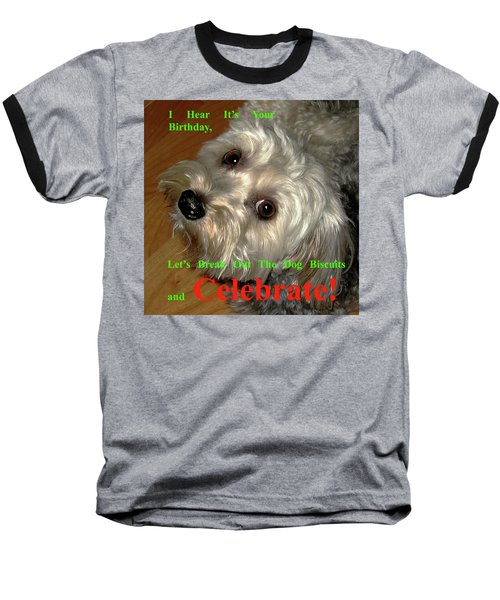 Birthday Baseball T-Shirt
