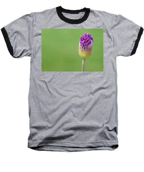 Baseball T-Shirt featuring the photograph Birthing Springtime by Linda Mishler