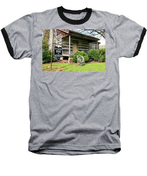 Birthplace Of Wc Handy Baseball T-Shirt