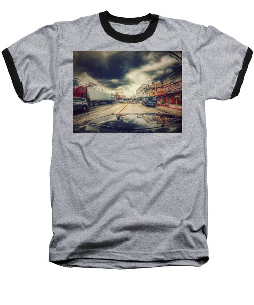 Bishop Ca.  Baseball T-Shirt