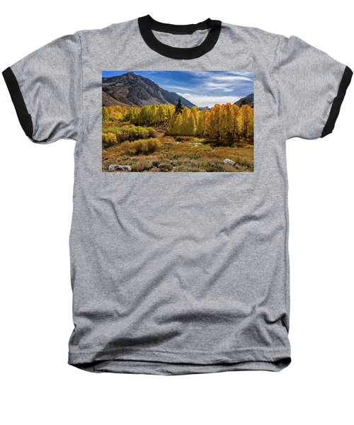 Bishop Creek Aspen Baseball T-Shirt
