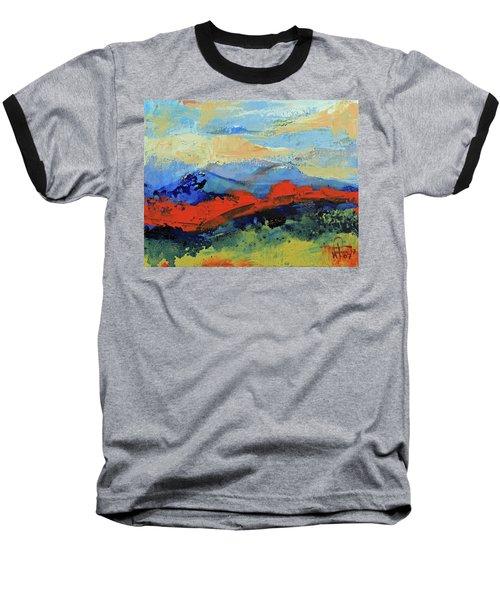 Bishop Mountains - Fall 2016 Baseball T-Shirt