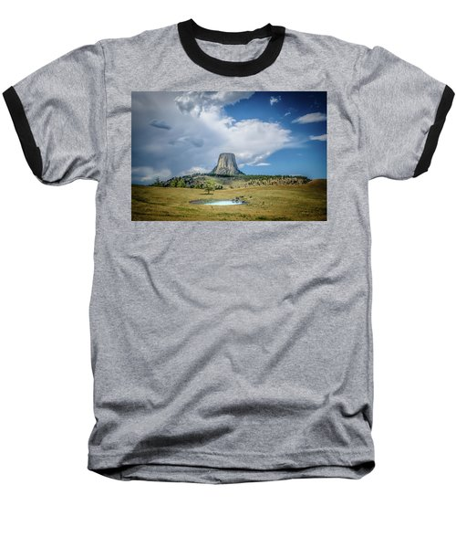 Bison Pond Baseball T-Shirt