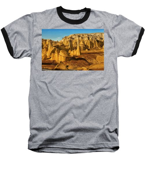 Bisti Badlands Fantasy Baseball T-Shirt