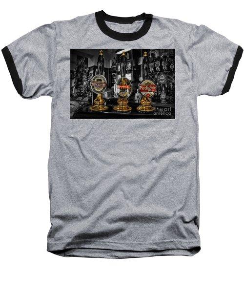 Bitter Than Nothing Baseball T-Shirt