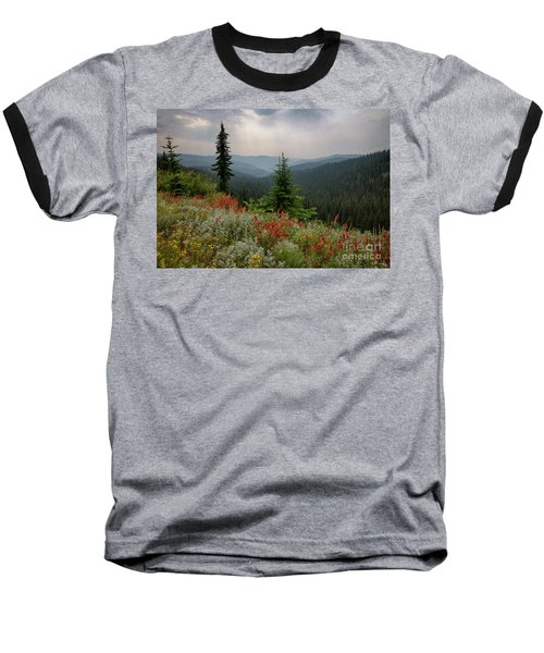 Bitterroot Summer Baseball T-Shirt