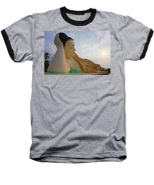 Biurma_d1836 Baseball T-Shirt by Craig Lovell