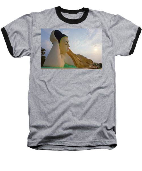 Baseball T-Shirt featuring the photograph Biurma_d1836 by Craig Lovell