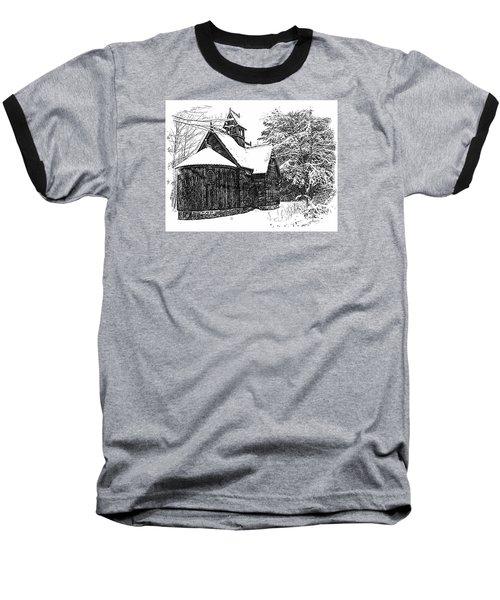 Boynton Chapel Baseball T-Shirt