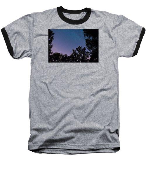bla Baseball T-Shirt by Sebastian Musial