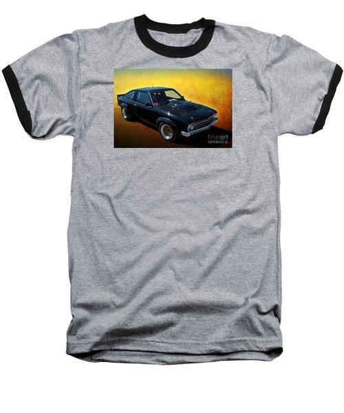 Black A9x Baseball T-Shirt
