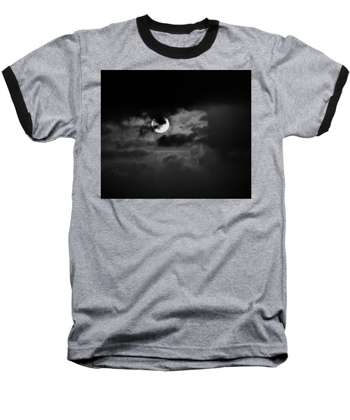 Black And Grey Baseball T-Shirt