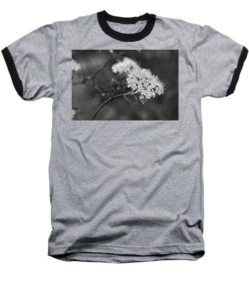 Black And White Baseball T-Shirt