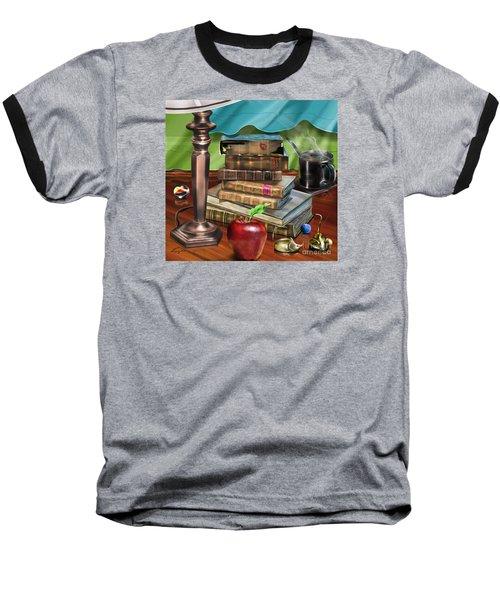 Black Art A Still Life Baseball T-Shirt