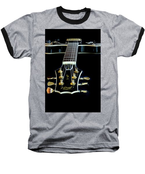 Baseball T-Shirt featuring the photograph Black Beauty by Bill Gallagher