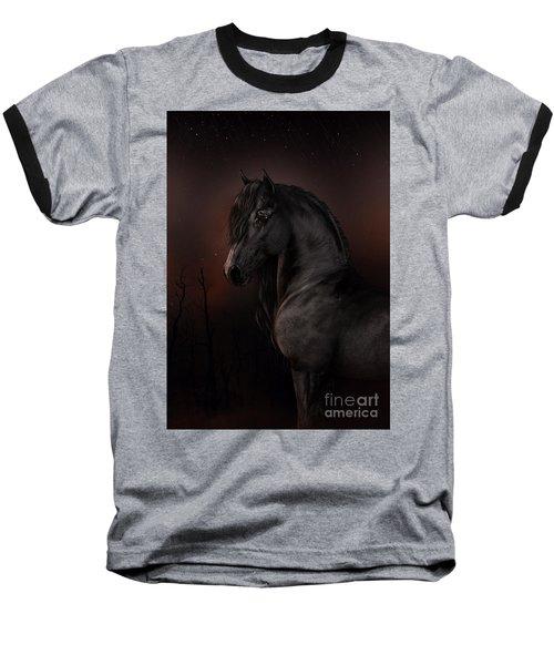 Black Dawn Baseball T-Shirt
