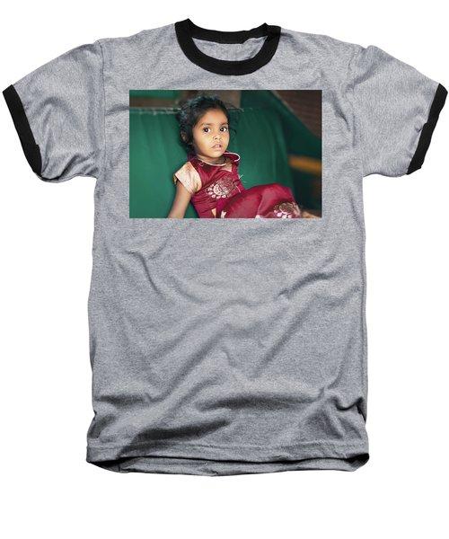 Black Eyes Baseball T-Shirt