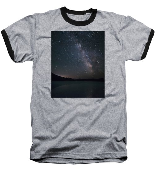Black Hills Nightlight Baseball T-Shirt
