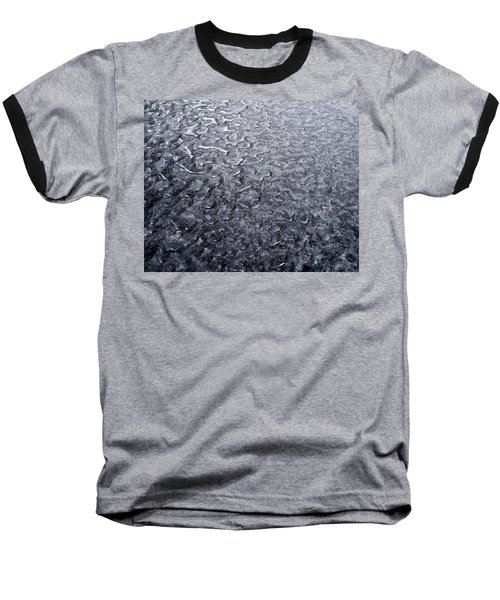 Black Ice Baseball T-Shirt