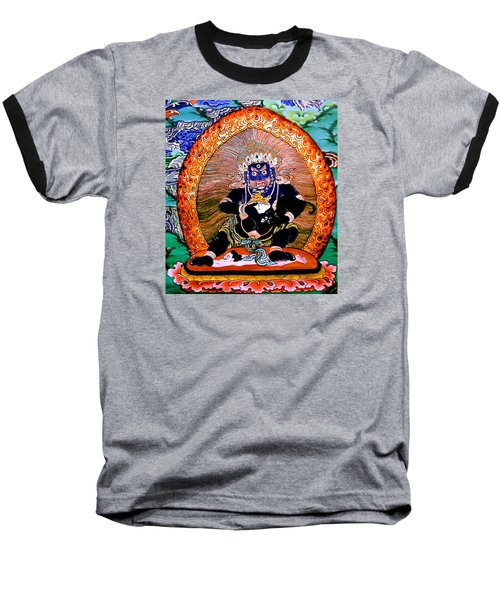 Black Jambhala  5 Baseball T-Shirt