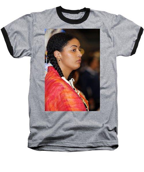 Black Native Baseball T-Shirt