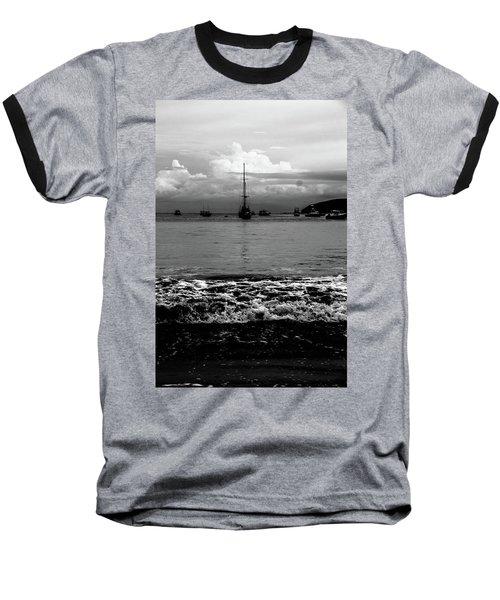 Black Sails Baseball T-Shirt