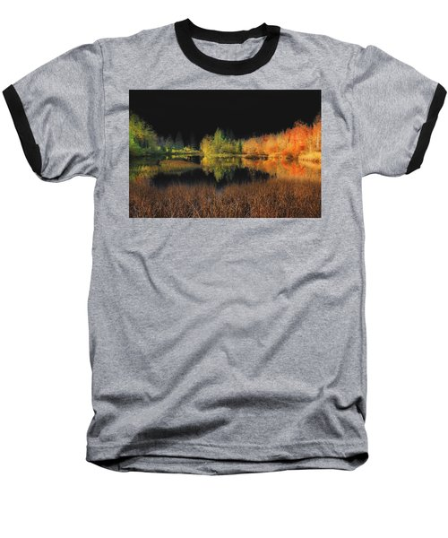 Black Sky Baseball T-Shirt